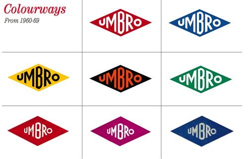 Umbro colour logos from the 60s : umbro umbro : Flickr