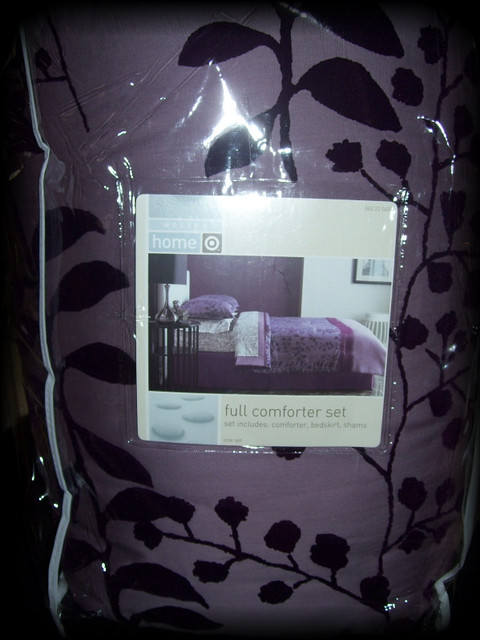 Twilight Bella S Purple Comforter Featured At Twilight