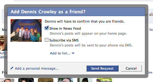 how to add new friend in facebook