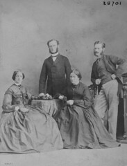 Dr. Hingston's group, Montreal, QC, 1867 | by Musée McCord Museum