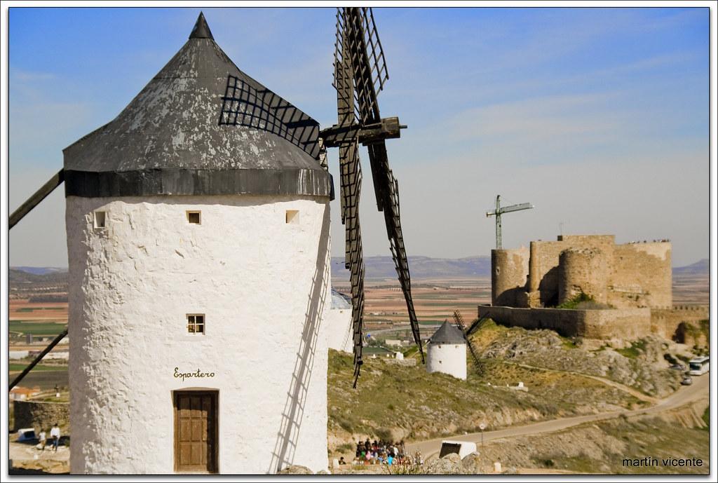 Molinos de viento de consuegra m a n u e l flickr for Piscina molino de viento y sombrilla