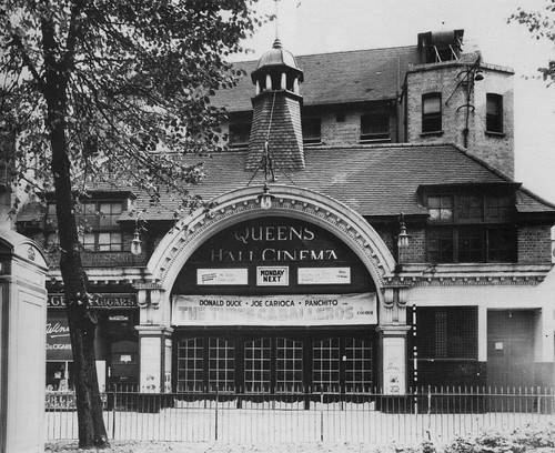 Queens Hall Rushey Green Catford | by dusashenka
