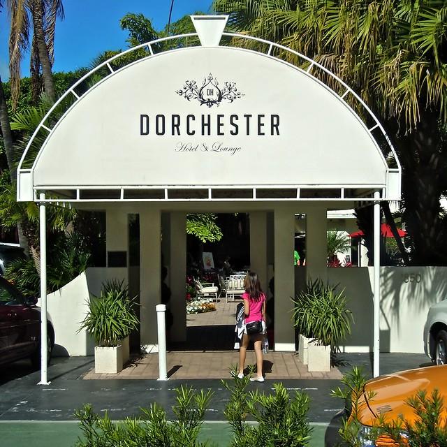 Dorchester Hotel Miami Beach Fl Estados Unidos
