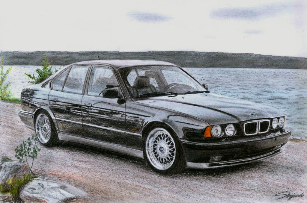 Bmw E34 M5 2019 2020 Top Upcoming Cars