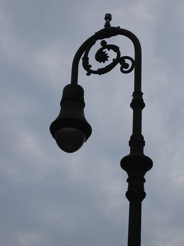 Curved Lamp Post Flickr Photo Sharing