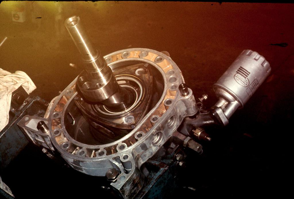 Mazda R100 Build Engine 3   Roger Inman   Flickr