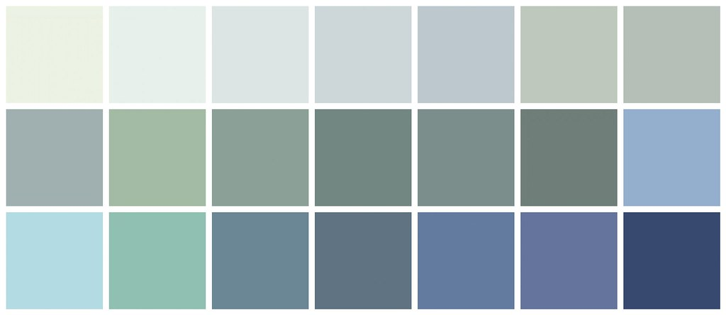 Farrow ball paint blue colors top row left to right for Green ground farrow and ball