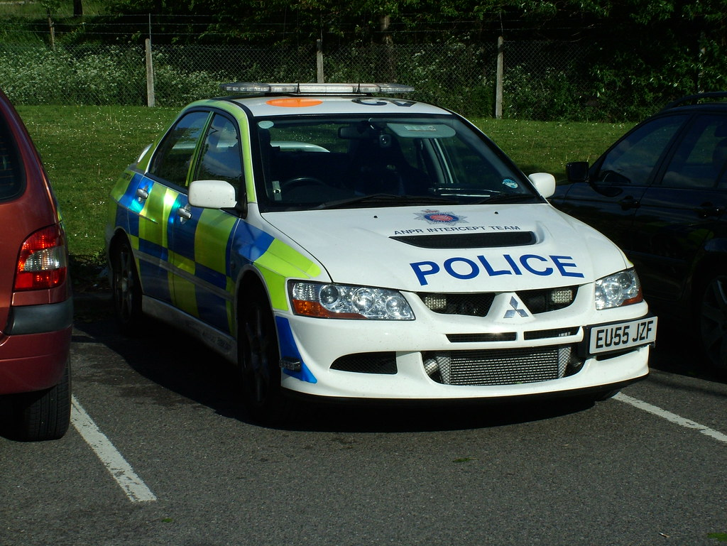 Police Car Stickers Uk