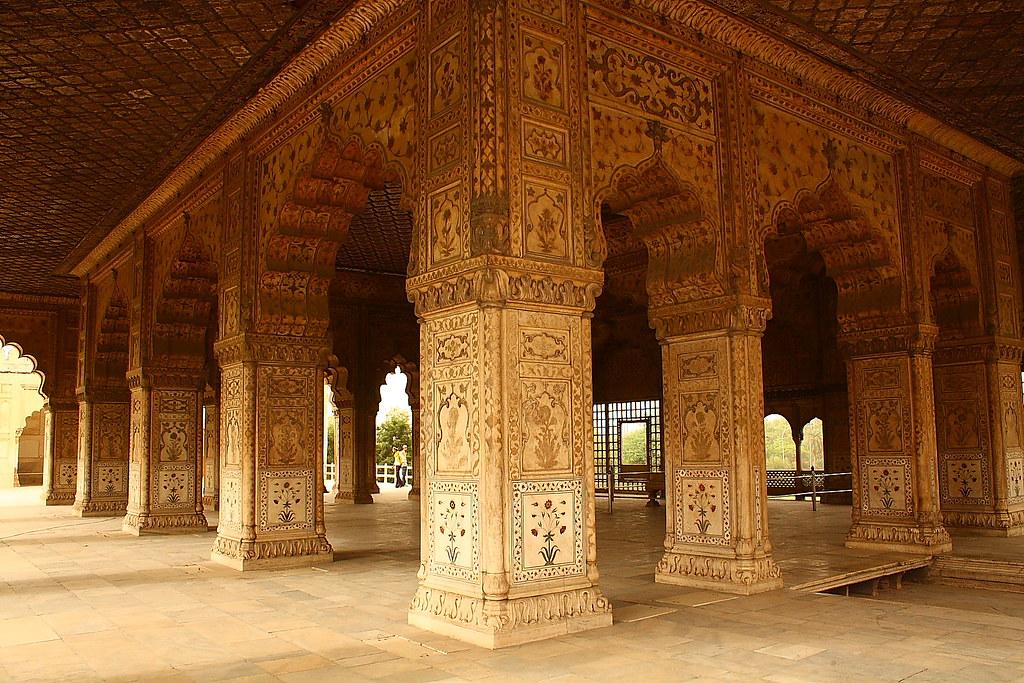 Who Built Red Fort in Delhi Inside The Red Fort Built