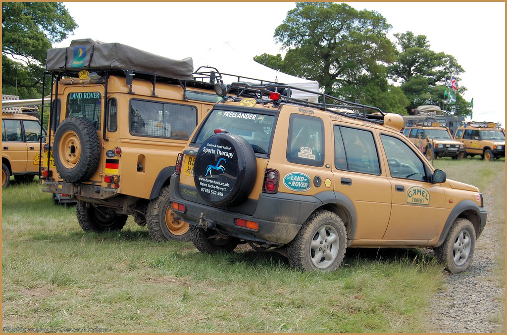 Camel Trophy Land Rover Freelander Si Flickr