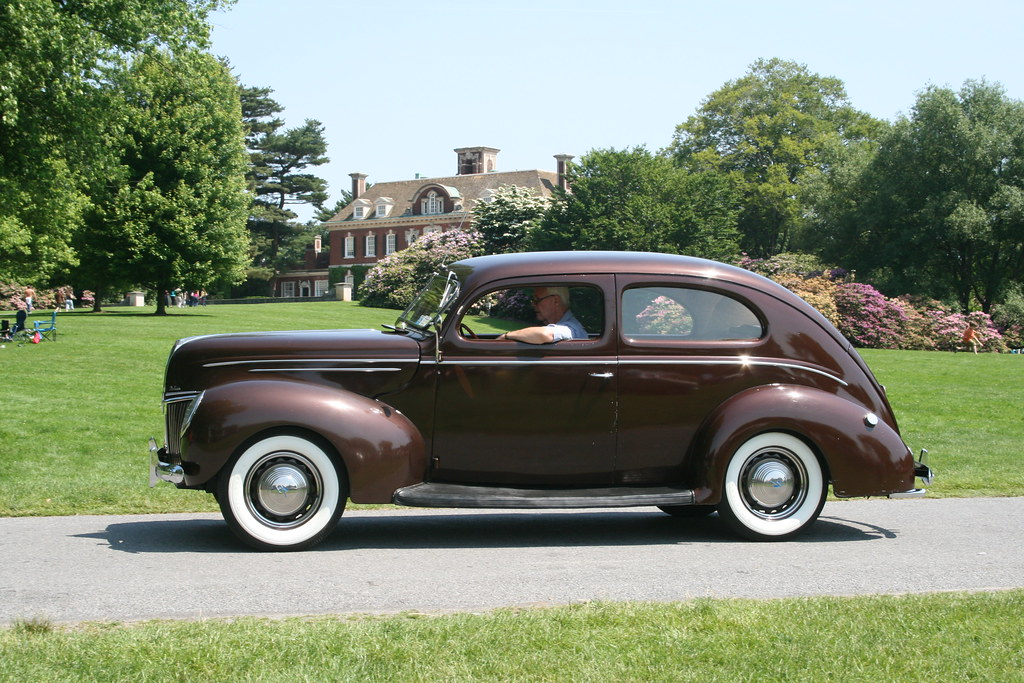 Old Ford Cars >> 1939 Ford V8 Tudor | Taken at the annual Greater New York Ar… | Flickr