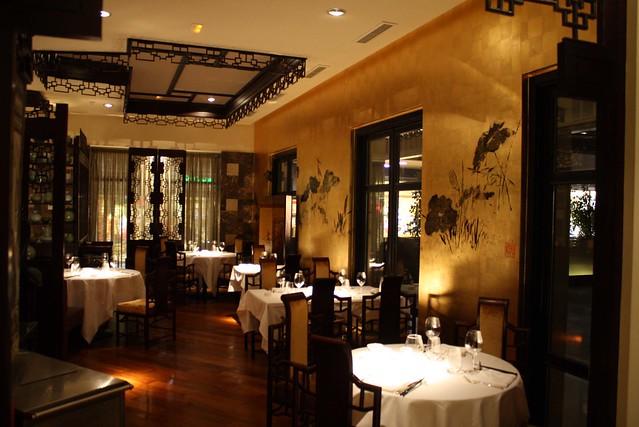 Restaurante tse yang hotel villamagna madrid sal n - Hotel villamagna en madrid ...