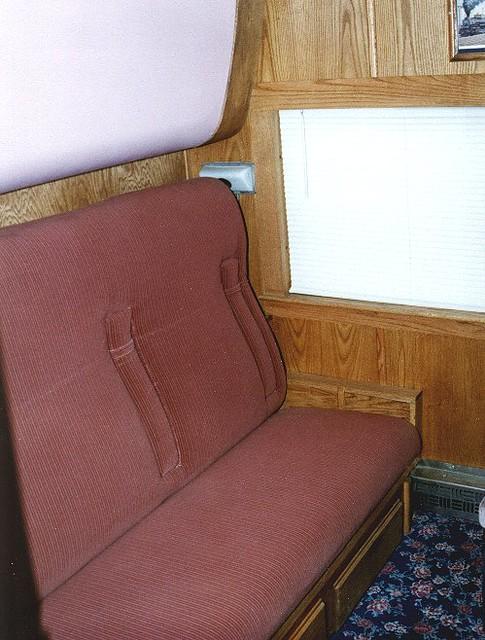 Fabric Kitchen Island Chairs