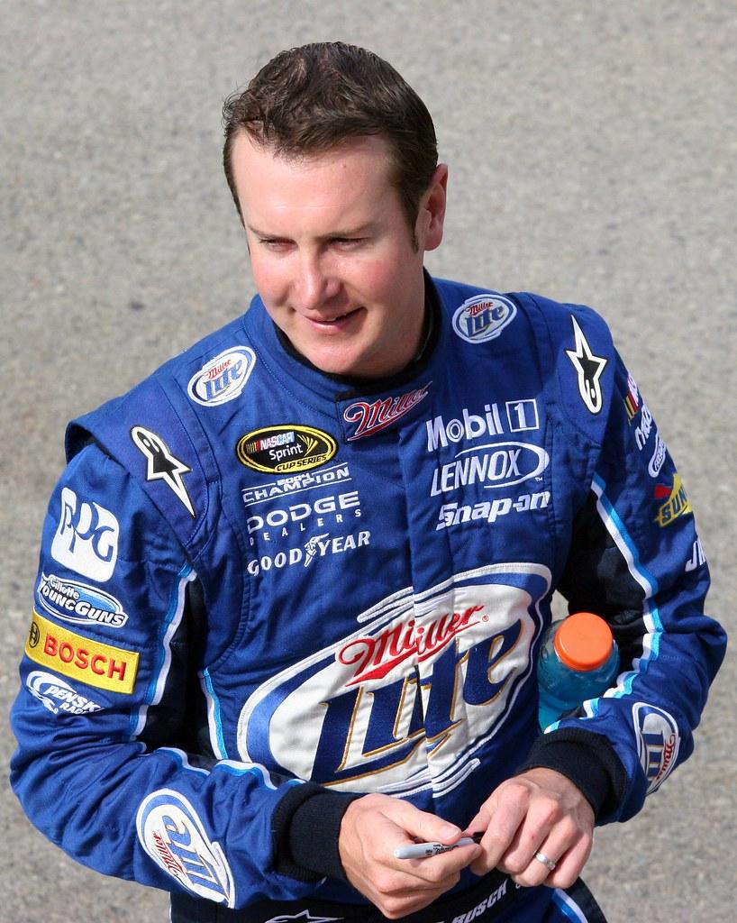 Kurt Busch @ CA Speedway 2008 | Kurt Thomas Busch (born ...