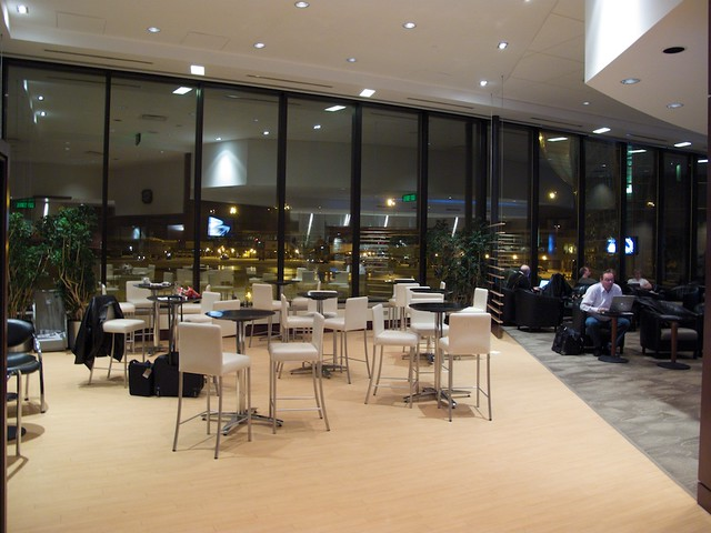 Maple Leaf Lounge Toronto Food Review