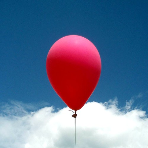 Pink Balloon | by Kaptain Kobold