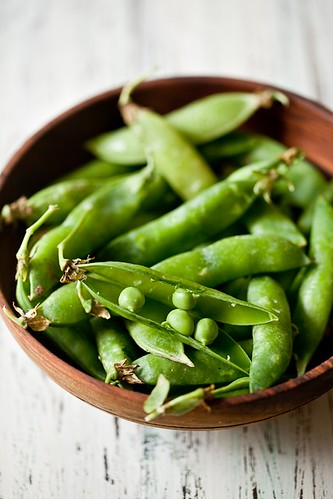 Fresh Local Peas | by tartelette