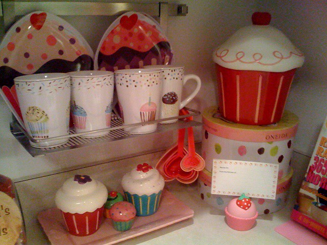 cupcake kitchen accessories decor my cupcake kitchen sinteeuhnyc flickr 6323