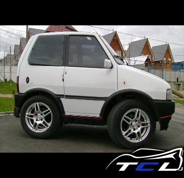 Mini Fiat Uno Fire Turbo Tuning Car Leo Tcl Flickr