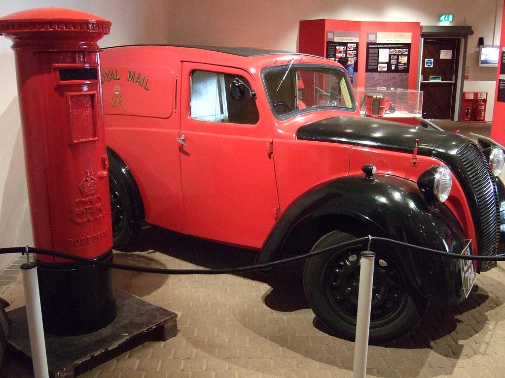 Used Work Vans >> Morris Z van (1950) | By the 1930s, Morris had become the la… | Flickr
