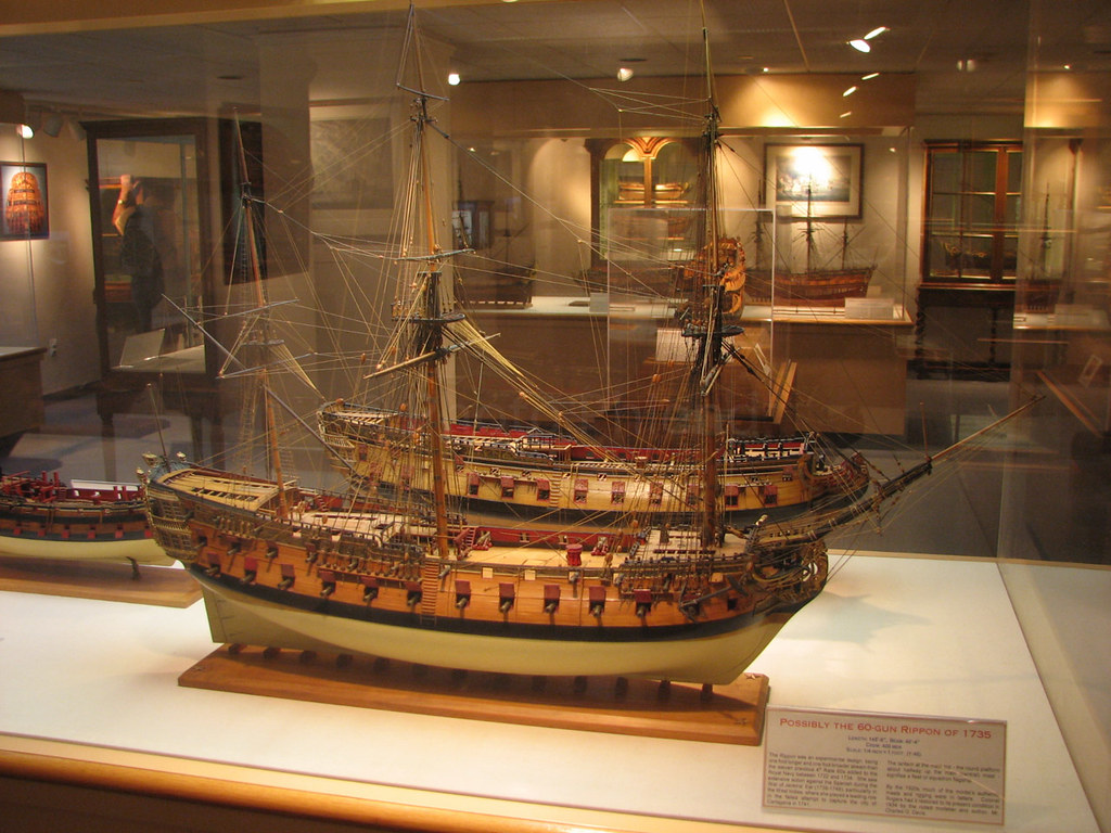 Model Ship Building For Dummies