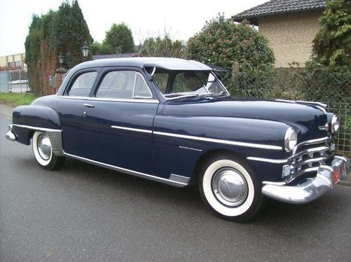 Chrysler Windsor Club Coupe 1950 R Flickr Photo Sharing