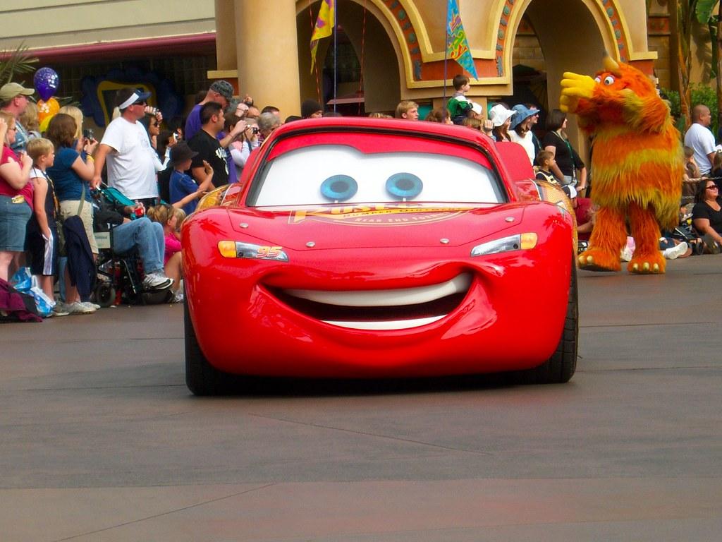 Disney Pixar Car Battery