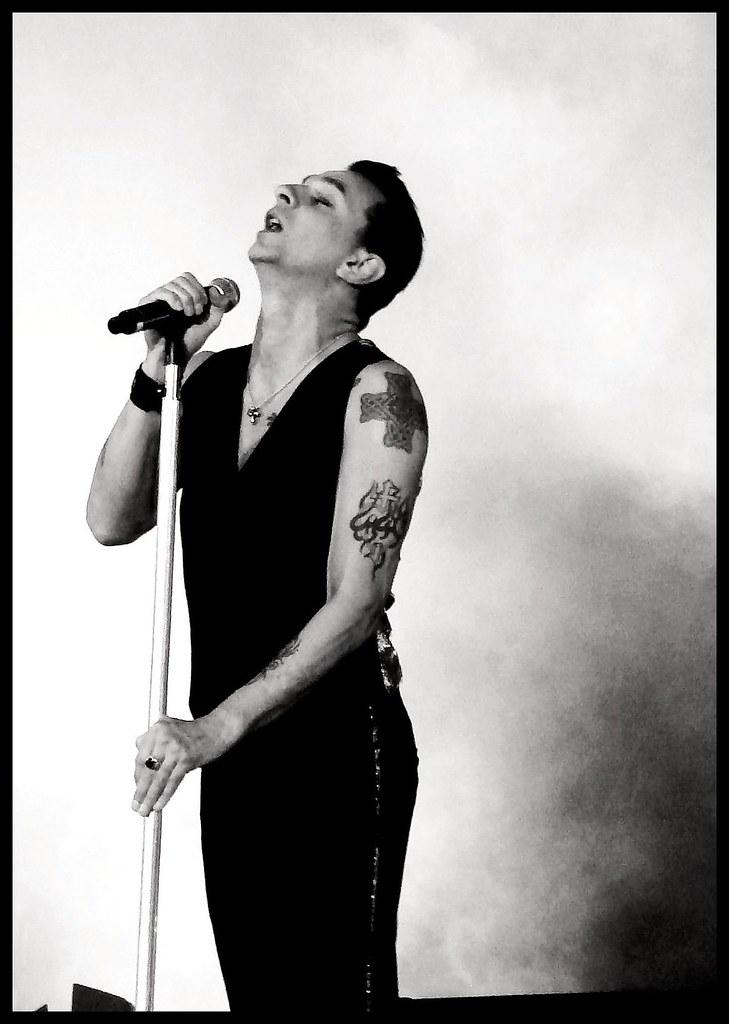 depeche mode depeche mode live olympiastadion m nchen 20 flickr. Black Bedroom Furniture Sets. Home Design Ideas