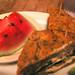 Vegan Summer Sandwich @ Kerbey Lane