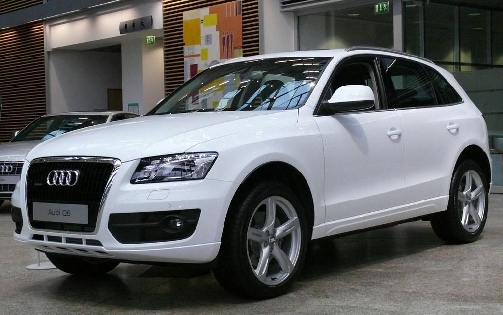 Audi Q5 White Vl Stkone Flickr