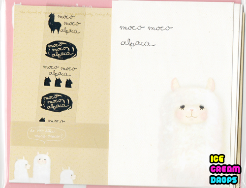 Cute Stationery Paper Kawaii Cute Stationery