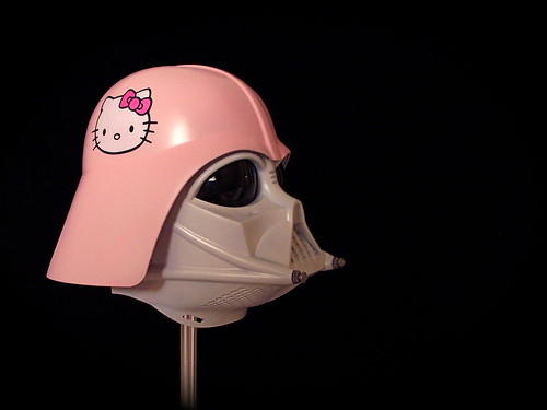 Hello Kitty Darth Vader | by JD Hancock
