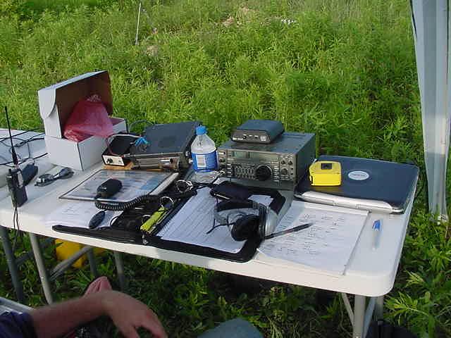 MVC-003S_1   This is my Ham radio station setup for Field da