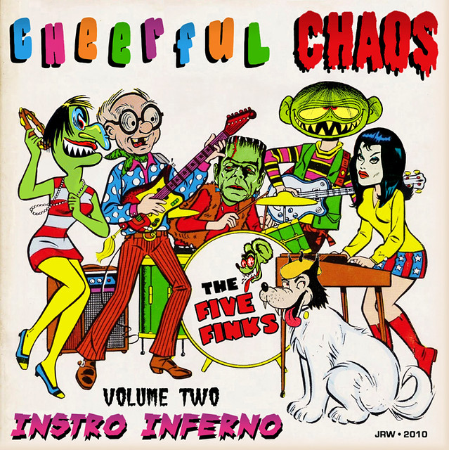 Fats And The Chessmen Lets Twist