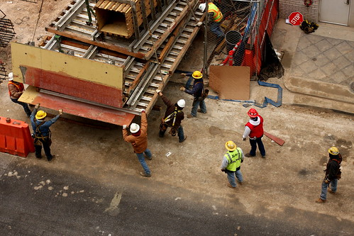 Construction sites: ever-ripe places for innovations in duty-to-defend law.