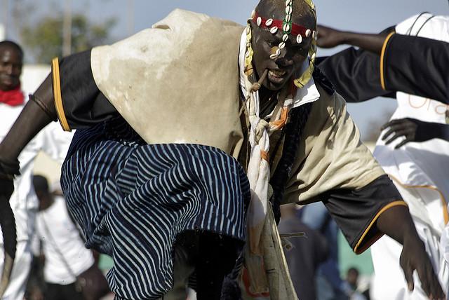 la Lutte Sénégalaise_XXII. / Senegalese wrestling   if you