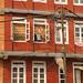 Myriad of electricy lines in Kathmandu