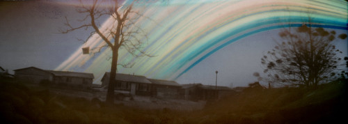 2 month exposure solargraph | by Found Photographer