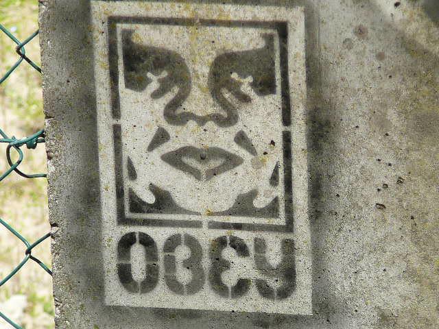 OBEY stencil