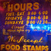 Jacques-Imo's: Food Stamps