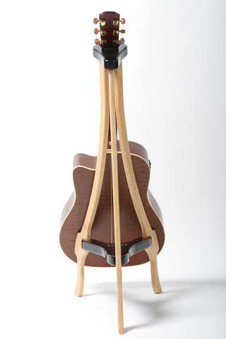 Maple Wood Acoustic Guitar Stand Designsbyg22 Flickr