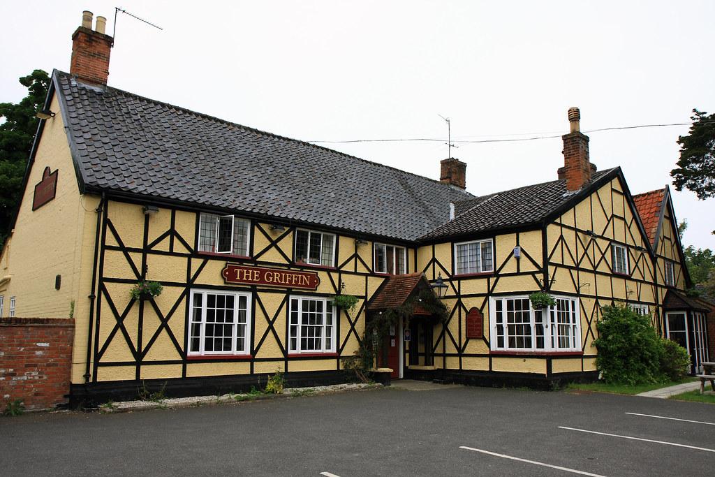 The Griffin Inn Hotel St Helens United Kingdom