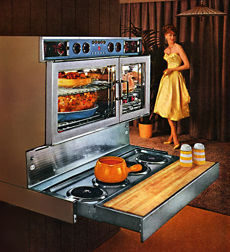 Cool Oven 1959 I Want That Amara Flickr