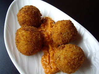 Croquettes at Maca | by swampkitty