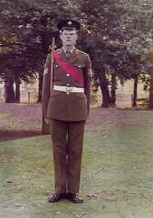 Sgt B Eager Khaki