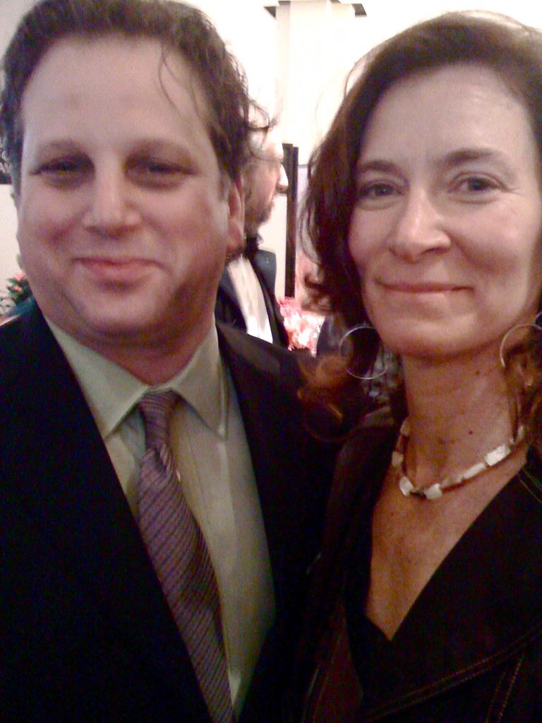 Paul Kahan & his lovely wife   Helen Rosner   Flickr