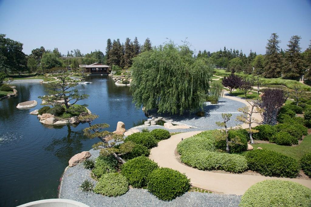 Japanese Water Garden | Taken at The Japanese Garden Lake Bu2026 | Flickr