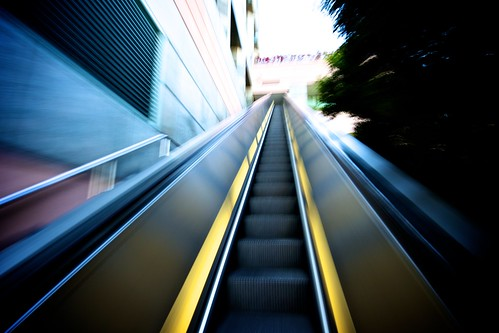 125/365 - Longest and Fastest Escalator In The World | by underactive