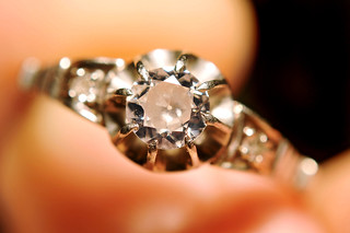 Diamond ring | by Tambako the Jaguar