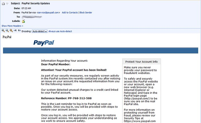 Image result for phishing email